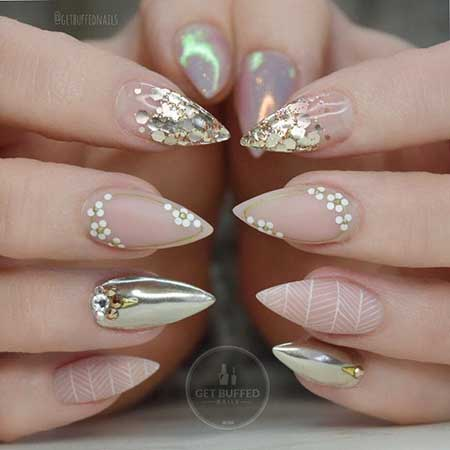Rose gold nail designs gallery nail art and nail design ideas rose gold  nail designs images - Rose Gold Nail Designs Choice Image - Nail Art And Nail Design Ideas