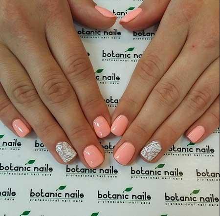 Botanic Pink, Pretty Nail Botanical, Botanic, Simple, Summer