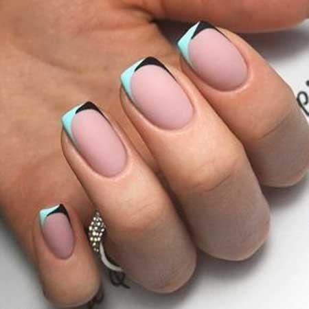 Nail, Simple Pretty Nail, Manicures, Art, Purple Nail, Purple, Simple, Idea, Pretty