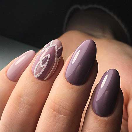 Nail Polish, Polish, Simple Manicures, Art, Purple Nail, Very, Metallic