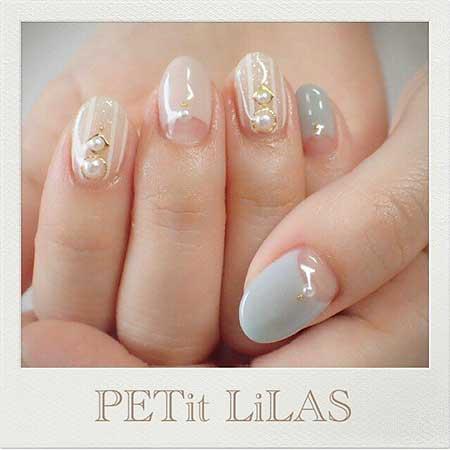 Weddingbridal Toe Nail, Art, Bridal, Simple