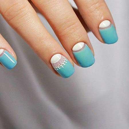 Nail, Pastel Nail, Art, Tiffany peacock Pastel