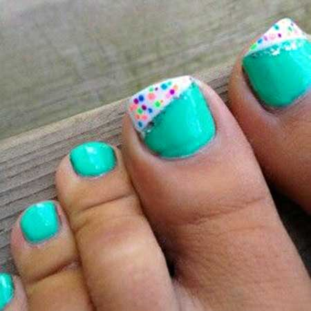 10 easy toe nail designs 2017  nail art designs 2018