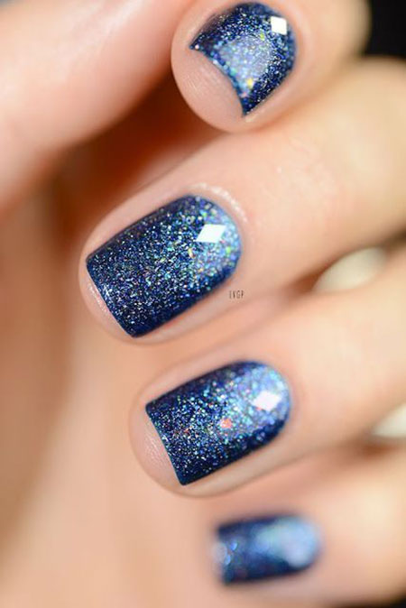 Winter Blue Polish Lacquer