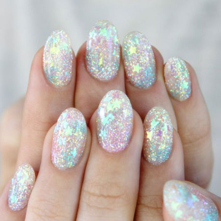 Glitter Polish Cool Ideas