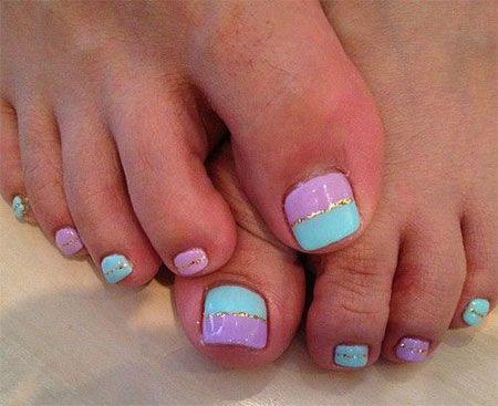 Toe Cute Easy Toes