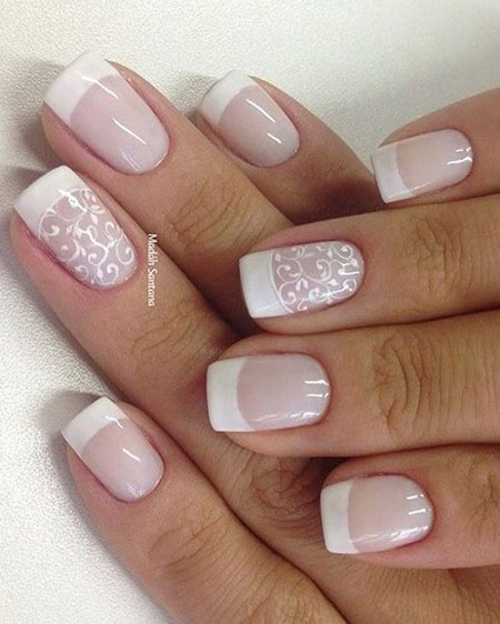 Manicure Bride Brides Wedding