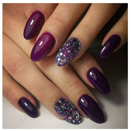 Design Winter Manicure Colours