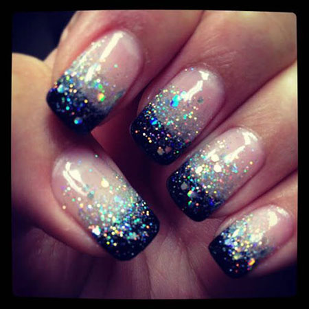 Glitter Polish Colors Glamour