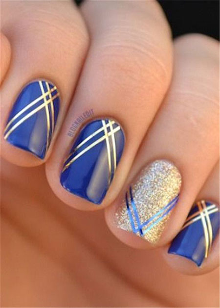 Blue Ideas Perfect Striped