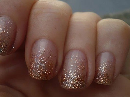 Wedding Glitter Polish New