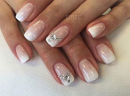 Wedding Ombre Manicure Big