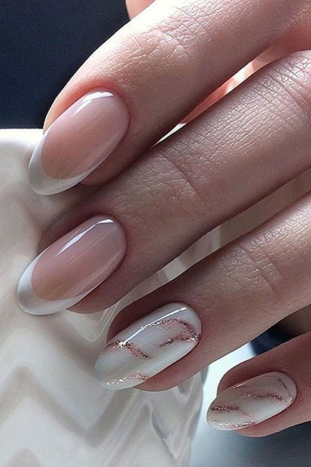 Bridal Long Nail Design, Ideas Design Pink Bride