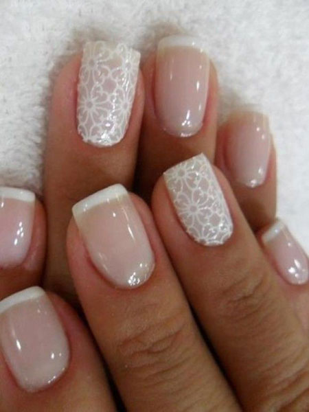 Wedding Manicure Ideas Top