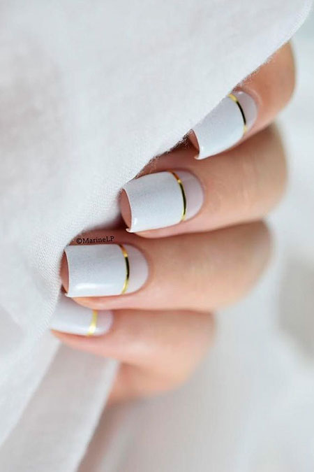 Wedding Manicure Design Ideas