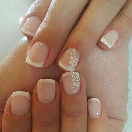 Manicure Wedding French Best