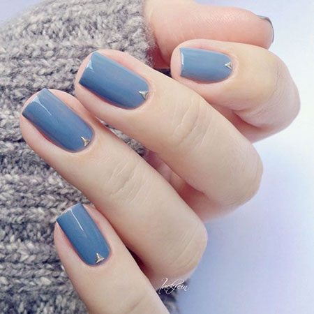 Manicure Blue Big Home