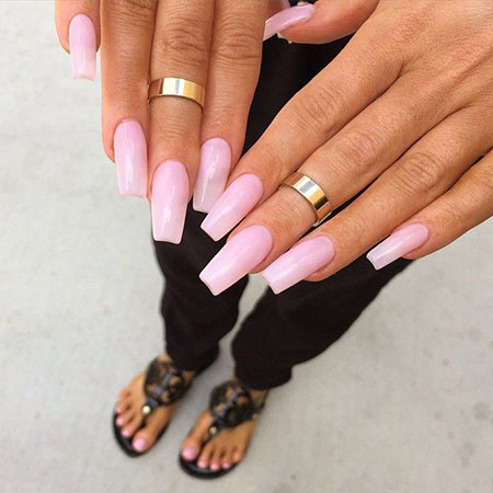 Photos Pink Manicure Gorgeous
