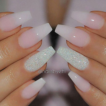 Glitter Acrylic Nice Wedding