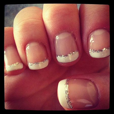 French Manicure, Wedding Ideas Manicure French