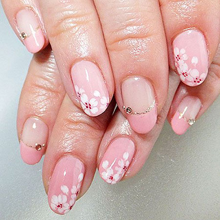 Lovely Spring Nails, Design Love Spring Naildesign