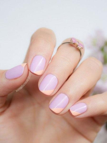 Short Manicure Beginners Mani
