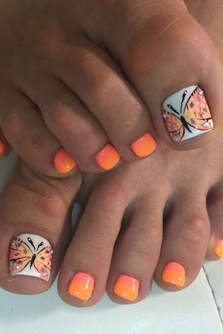 Toe Summer Trend Beach