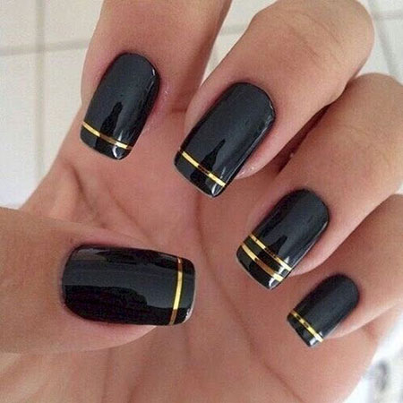 Black Gold Polish But