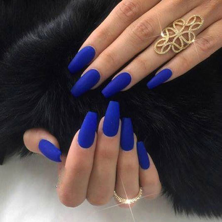18 Blue Nail Designs Nail Art Designs 2018