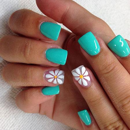 Manicure Summer Heart Photos