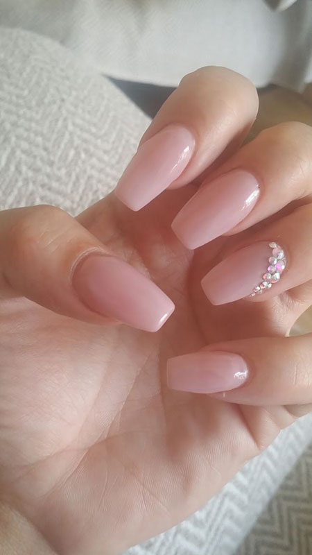 Nude Ideas Wedding Acrylic