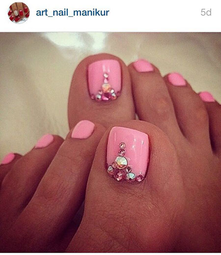Cute Pedicure Ideas Pedicures