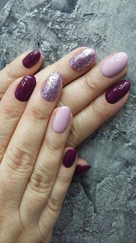 Manicure Best Fall Shellac