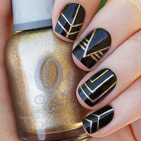 Black Gold Polish But
