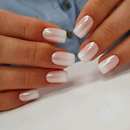 Manicure Photo White Manicures