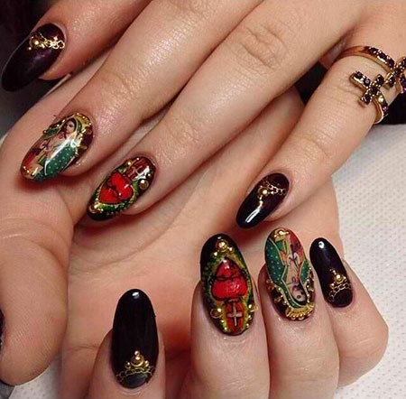 Stiletto Amazing Gel Manicure