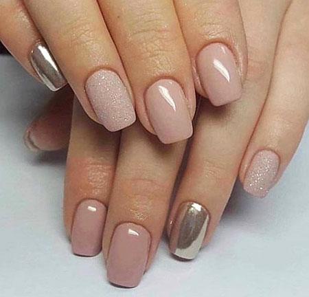 Short Manicure Round Matte