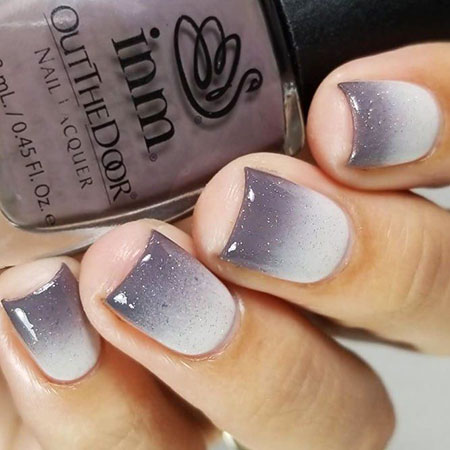 Ombre Polish Color Short