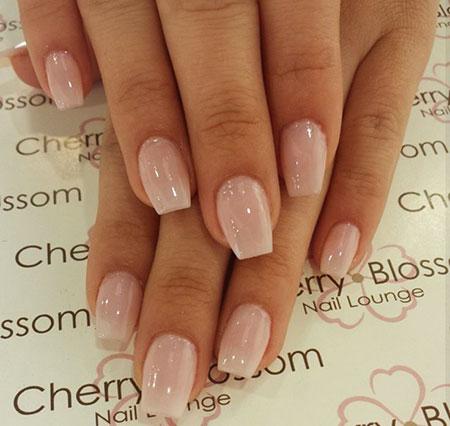 Manicure Acrylic Shapes Natural
