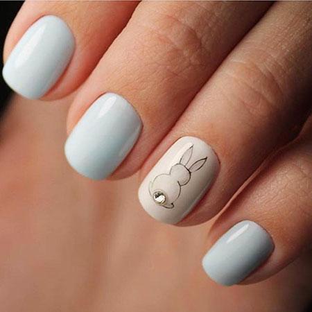 Manicure Little Spring Summer