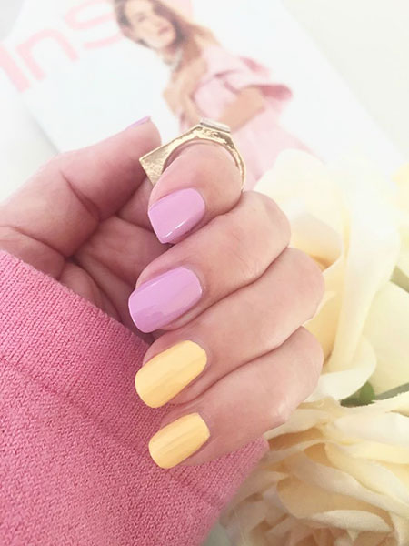 Best Colors Polish Manicure