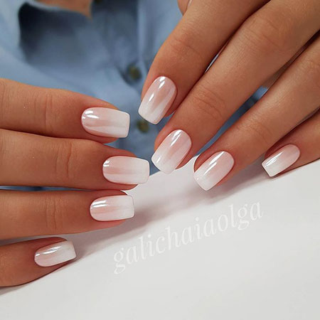 Manicure Pearl Great Short