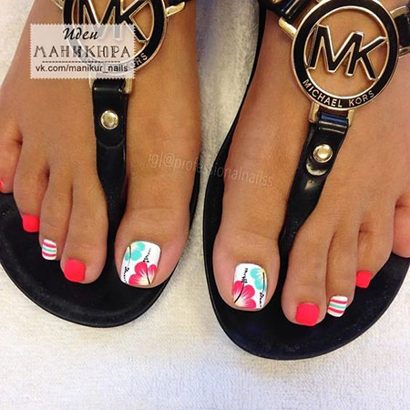 Toe Manicure Pedicures Педикюр