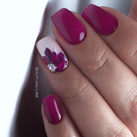 Manicure Flower
