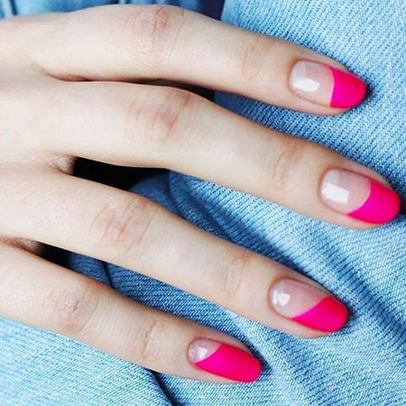 Toe Manicure Top Cool