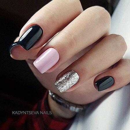 Manicure Manikúra Short Square
