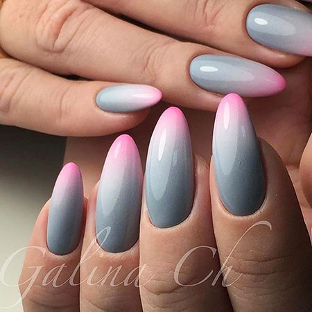 Simple Manicure Ombre Ideas