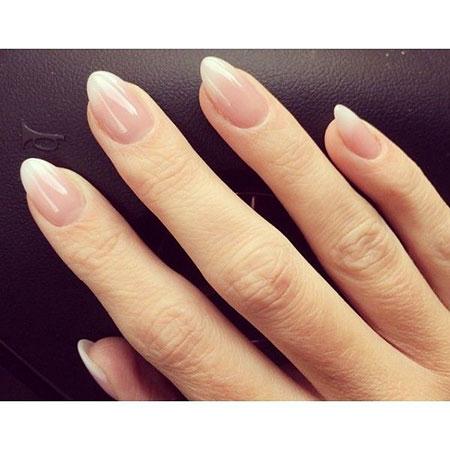 23 natural nail shapes  nail art designs 2018