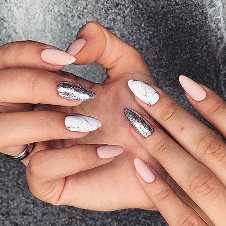 Classy Nail Art, Manicure Ideas Wedding Manucure