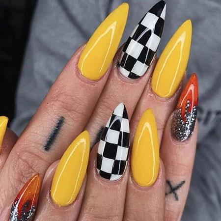 Manicure Claw Nägel Paznokcie